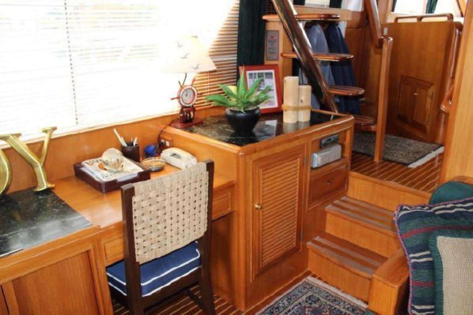Ocean Alexander-548 Pilothouse 2000 -Cape Charles-Virginia-United States-1318973 | Thumbnail
