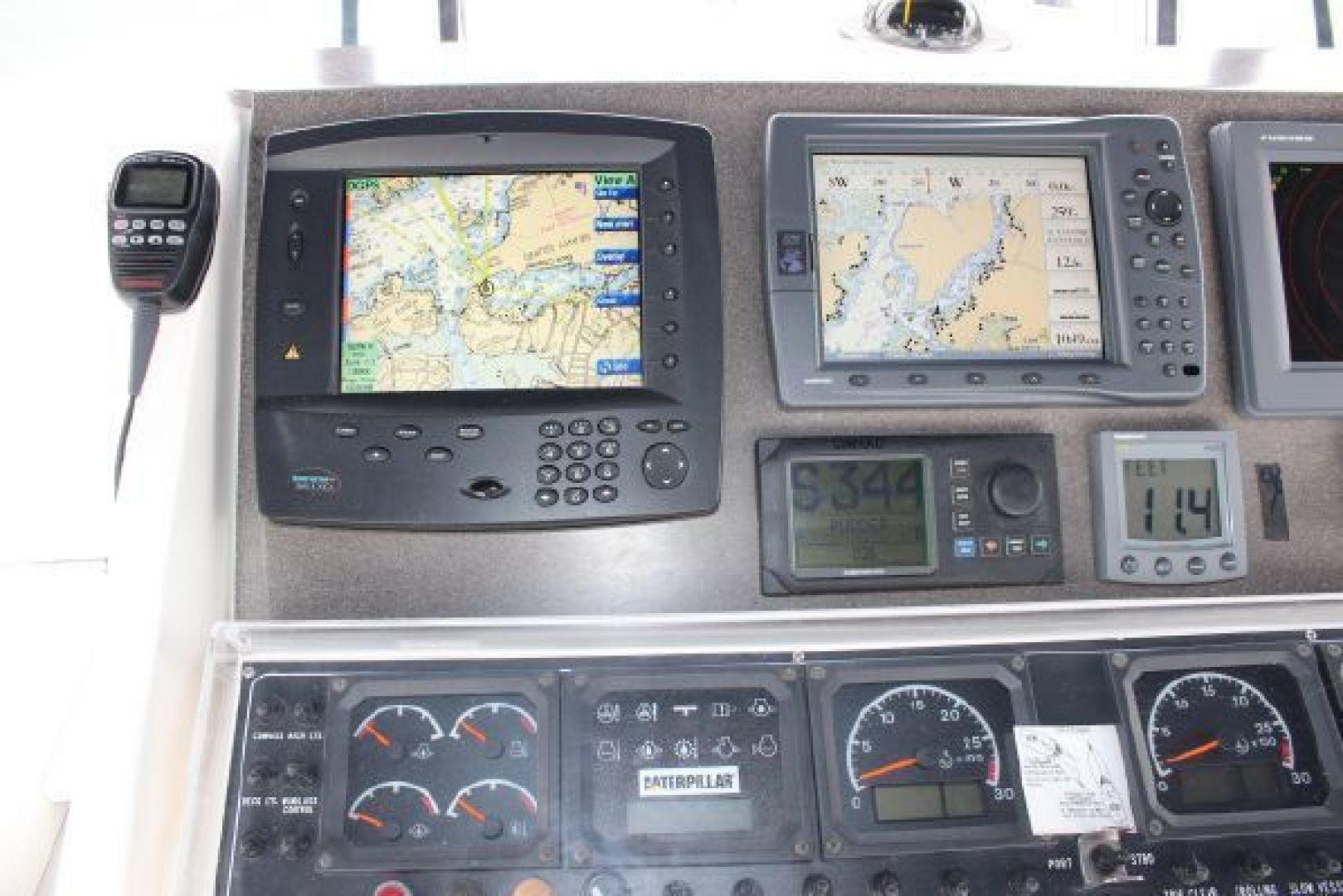 Ocean Alexander-548 Pilothouse 2000 -Cape Charles-Virginia-United States-1318982 | Thumbnail