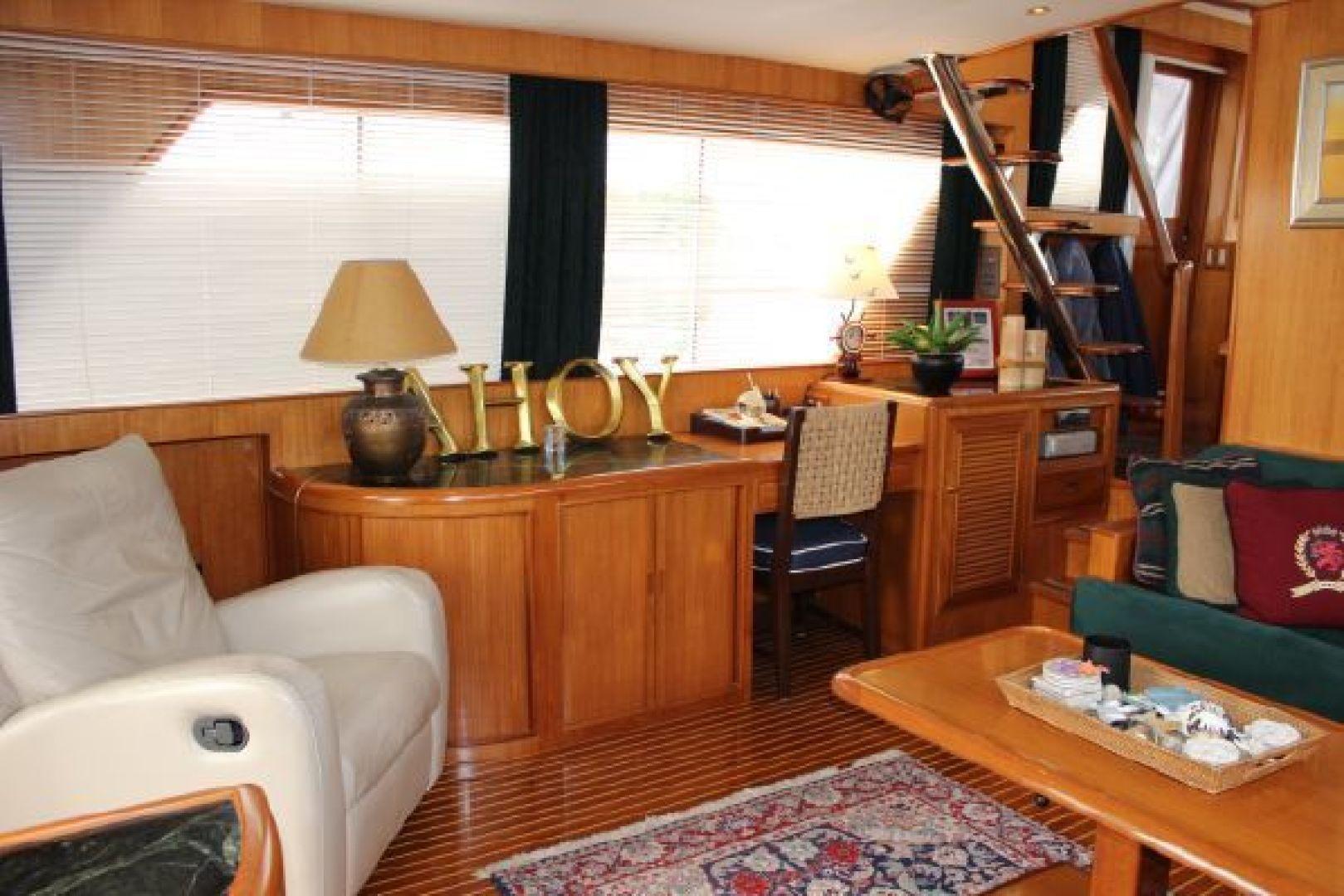 Ocean Alexander-548 Pilothouse 2000 -Cape Charles-Virginia-United States-1318962 | Thumbnail