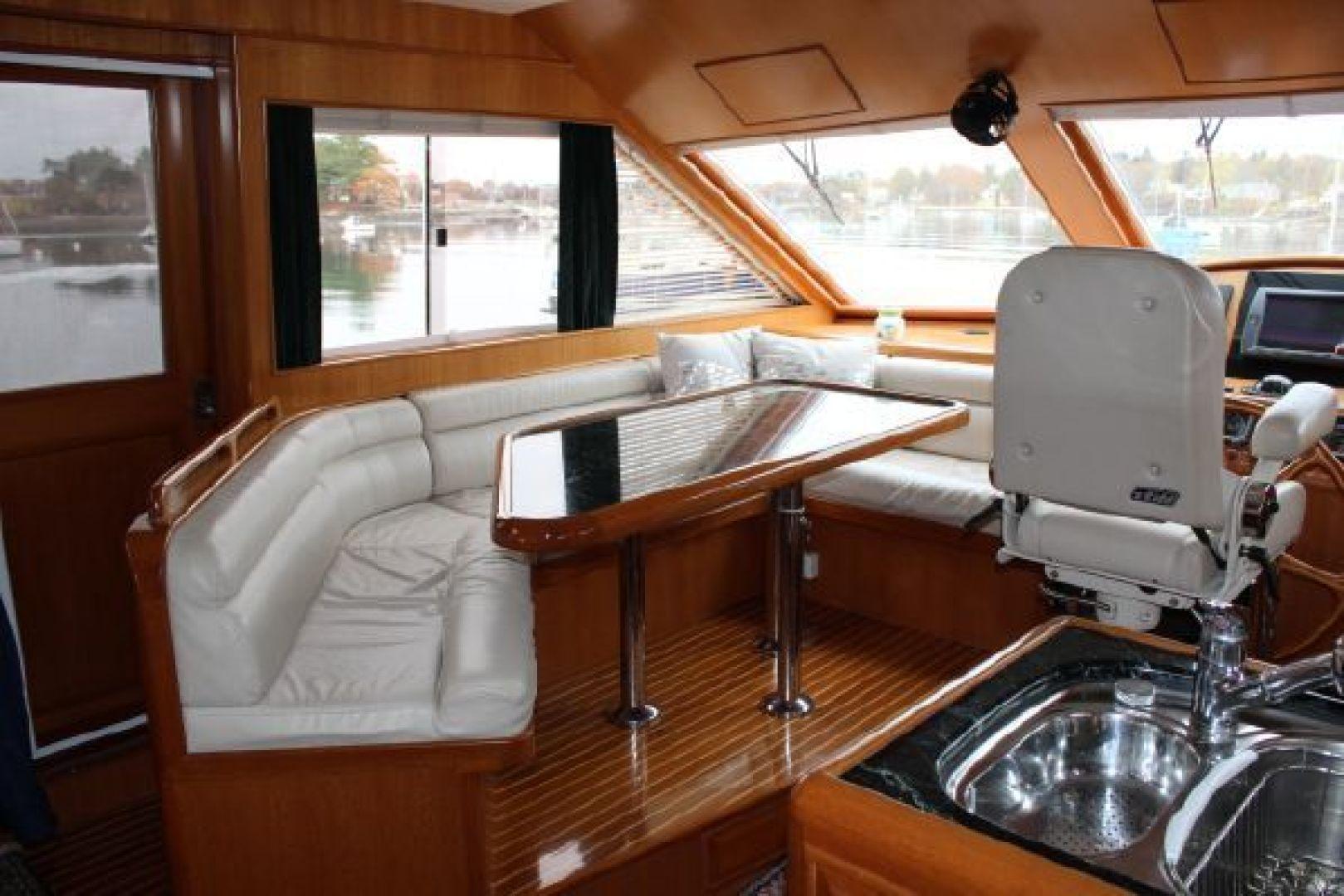 Ocean Alexander-548 Pilothouse 2000 -Cape Charles-Virginia-United States-1318951 | Thumbnail
