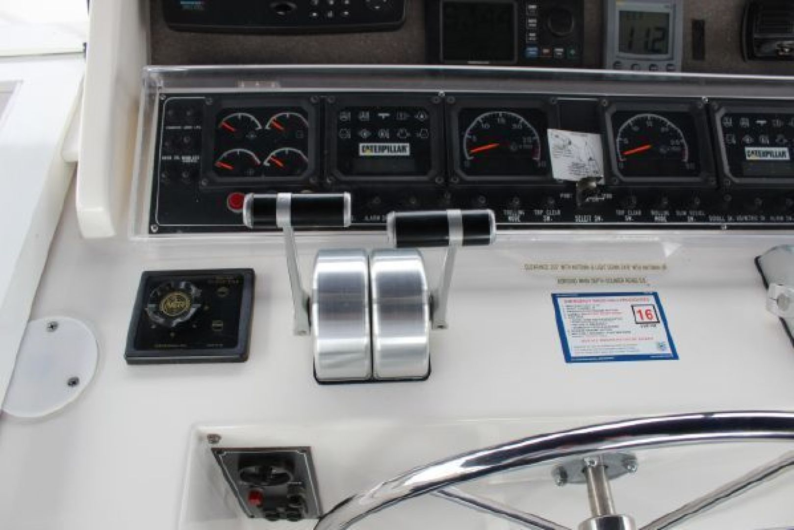 Ocean Alexander-548 Pilothouse 2000 -Cape Charles-Virginia-United States-1318983 | Thumbnail