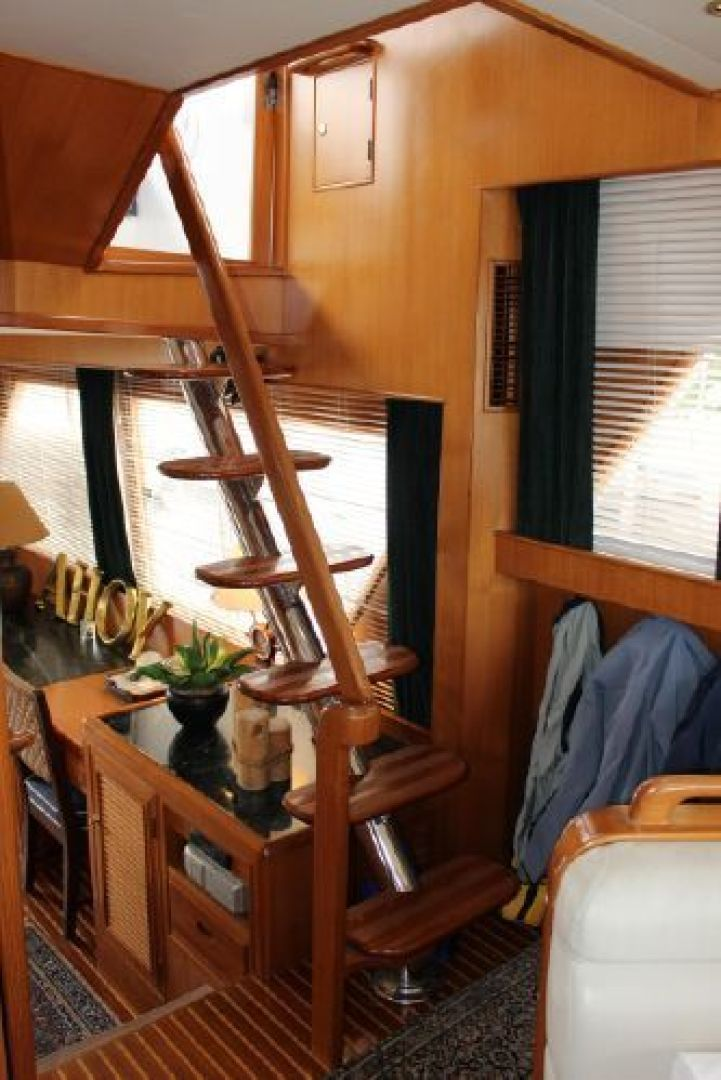 Ocean Alexander-548 Pilothouse 2000 -Cape Charles-Virginia-United States-1318964 | Thumbnail