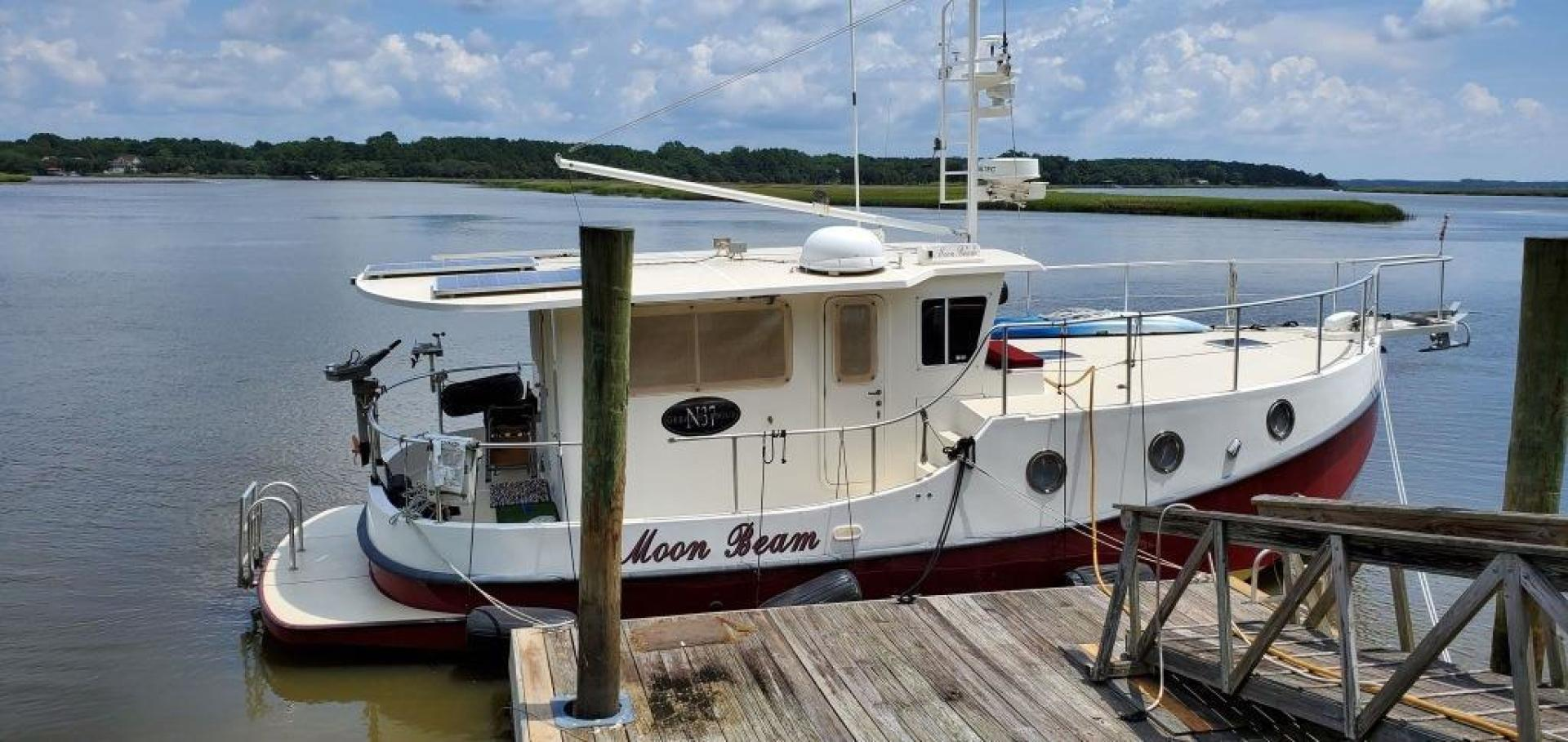 Great Harbour-N37 2007-Moon Beam Beaufort-South Carolina-United States-1319279 | Thumbnail