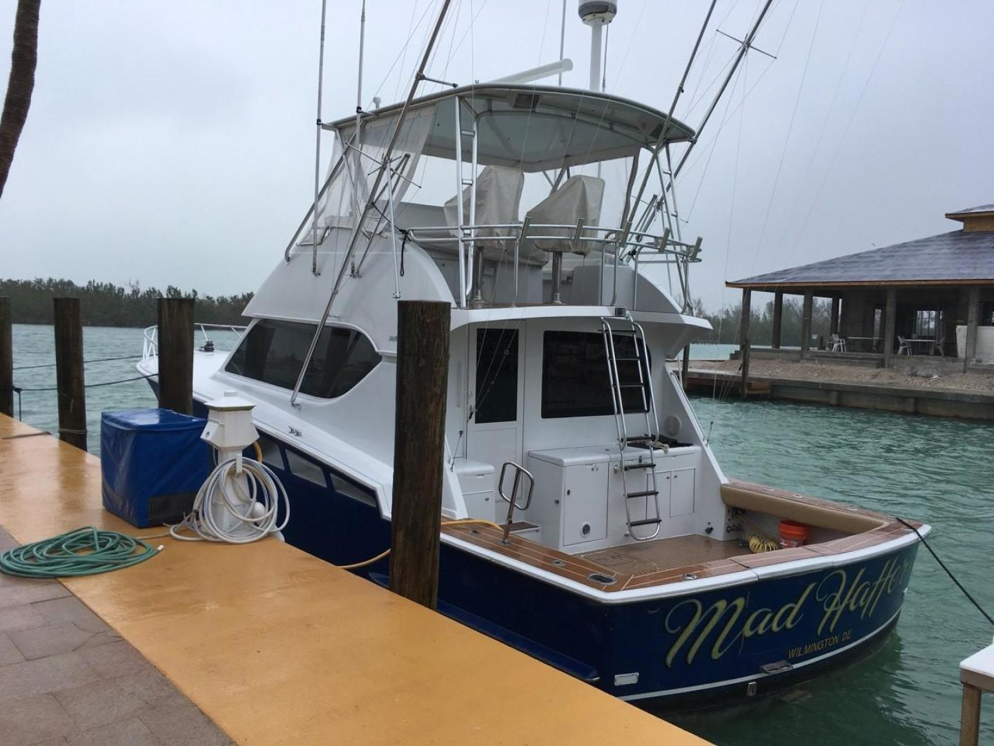 Picture Of: 50' Hatteras 50 Flybridge 2000 Yacht For Sale | 2 of 54