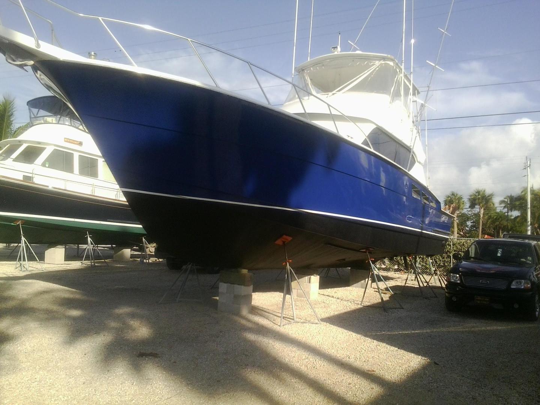 Hatteras-50 Flybridge 2000-Mad Hatter Key Colony-Florida-United States-1319851   Thumbnail