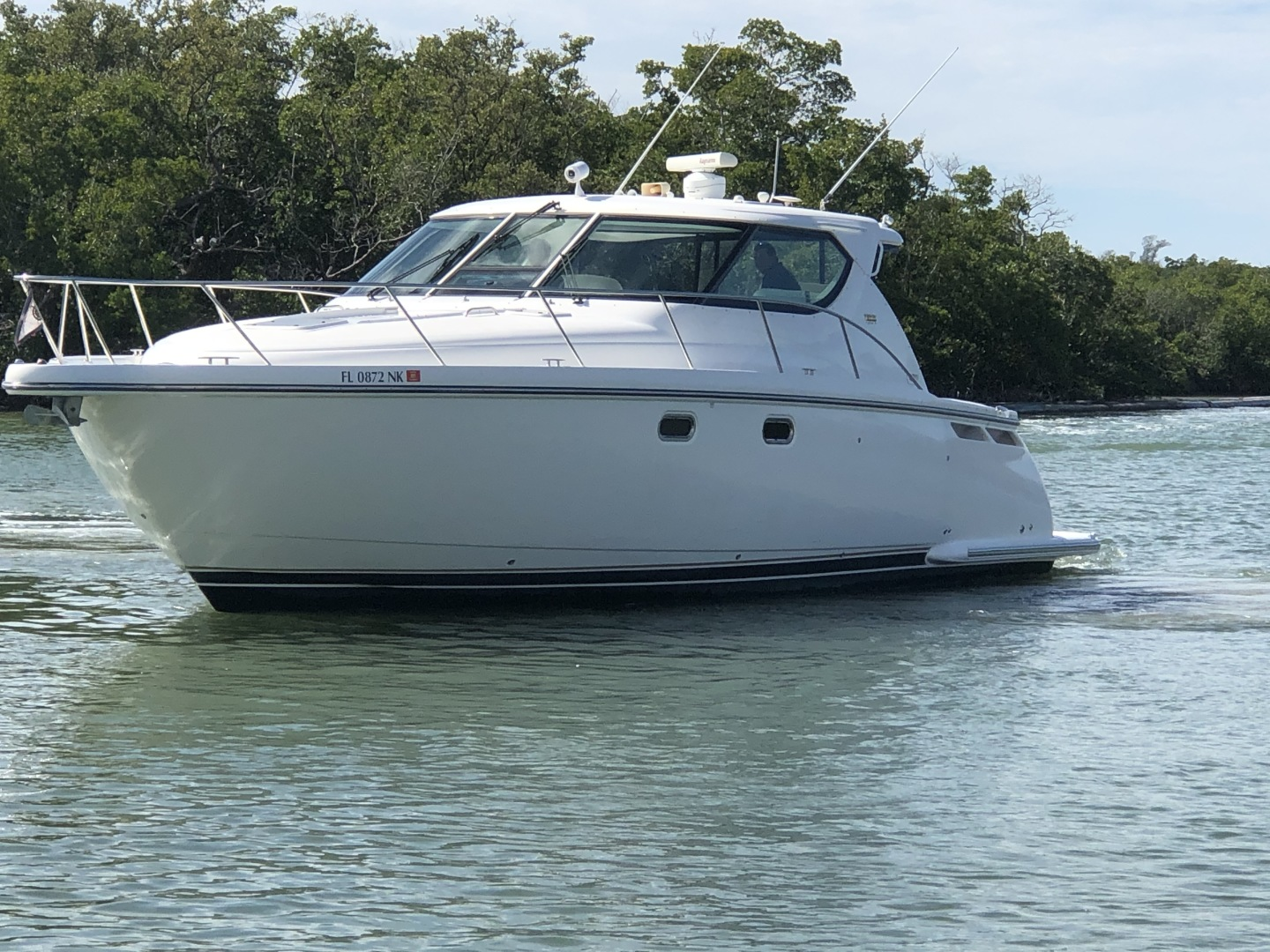 Picture Of: 45' Tiara 4300 Sovran 2007 Yacht For Sale | 1 of 1