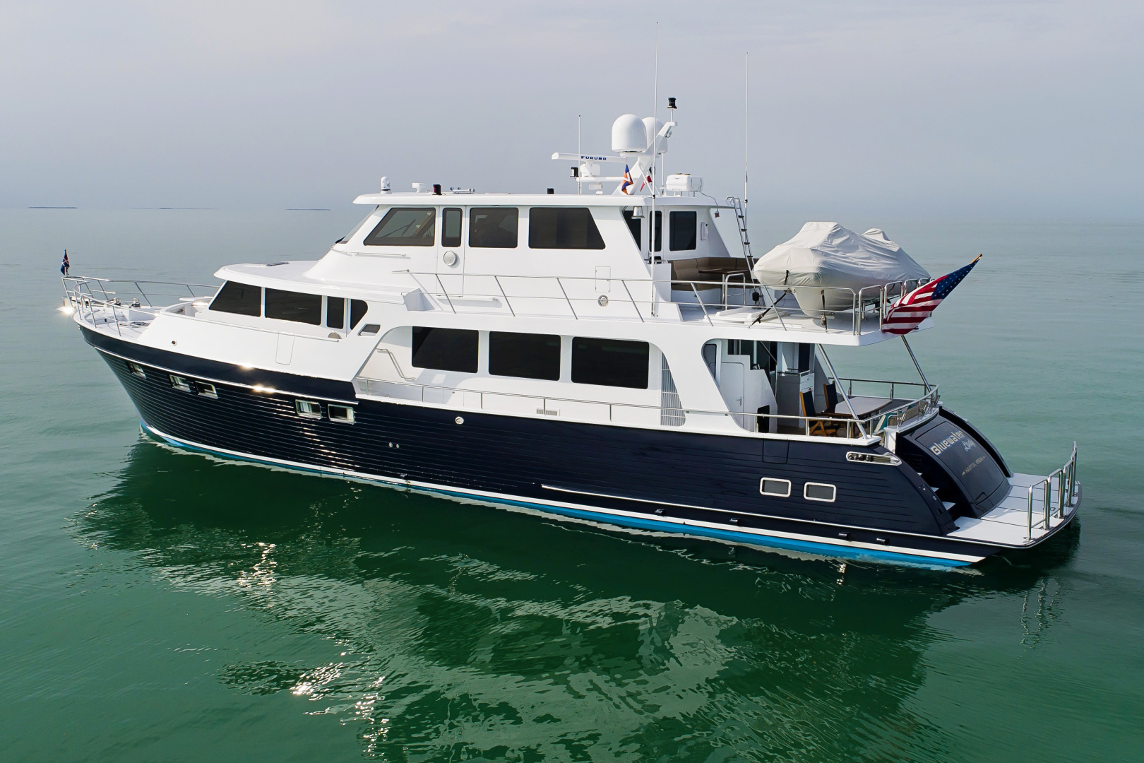 Picture Of: 82' Marlow 70CB Explorer MK II 2019 Yacht For Sale | 2 of 98