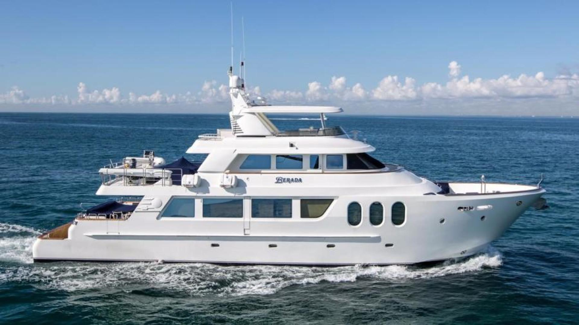 Picture Of: 98' MCP Tri-Deck 2007 Yacht For Sale | 2 of 151