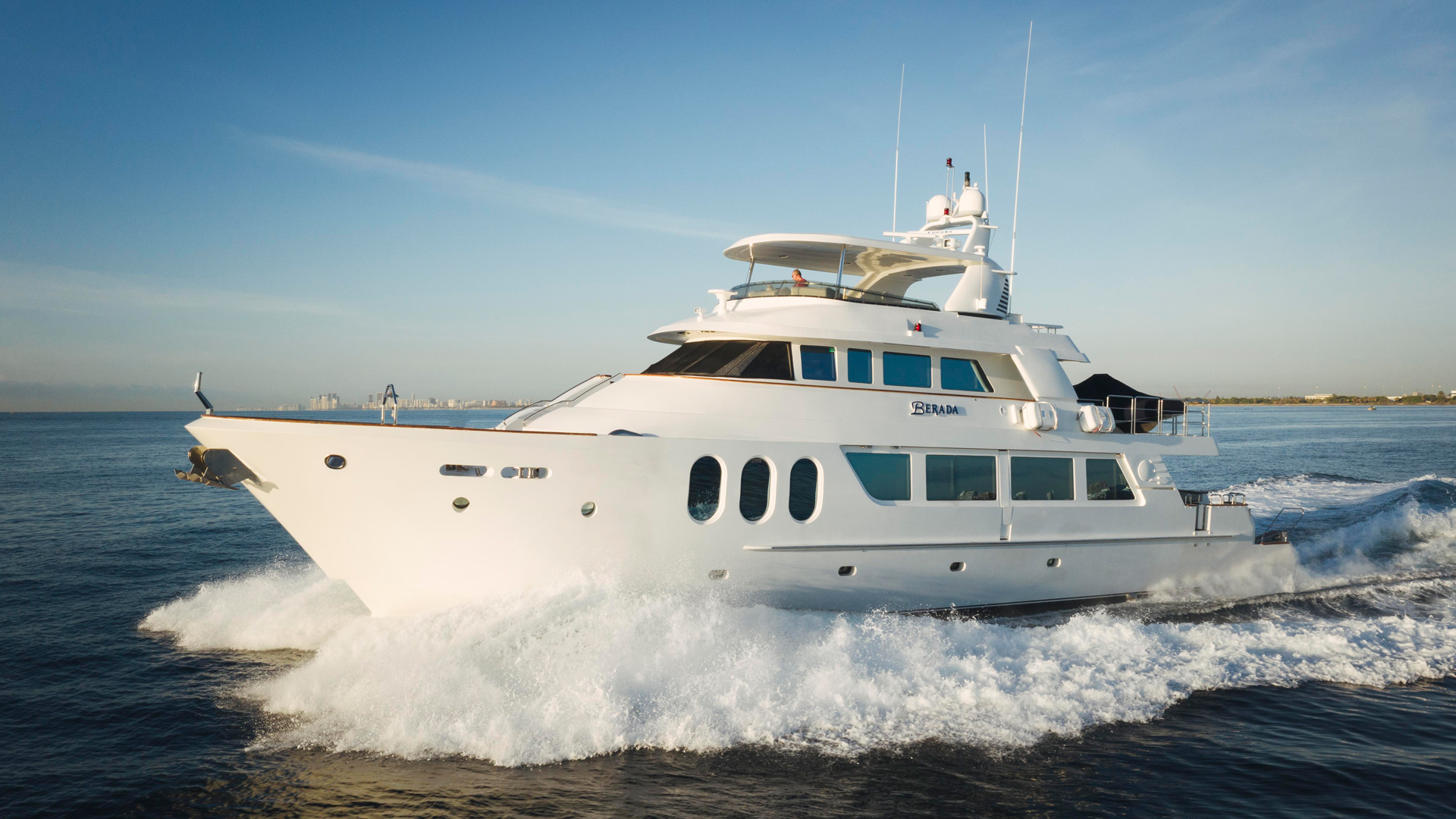 Picture Of: 98' MCP Tri-Deck 2007 Yacht For Sale | 1 of 152