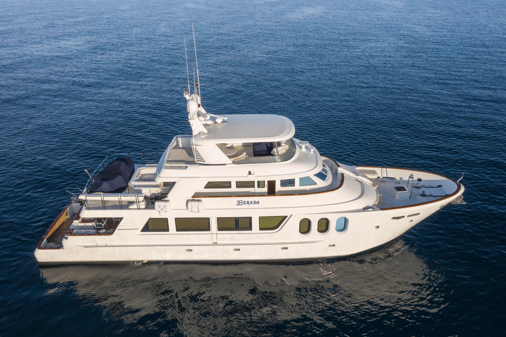 Picture Of: 98' MCP Tri-Deck 2007 Yacht For Sale | 2 of 59