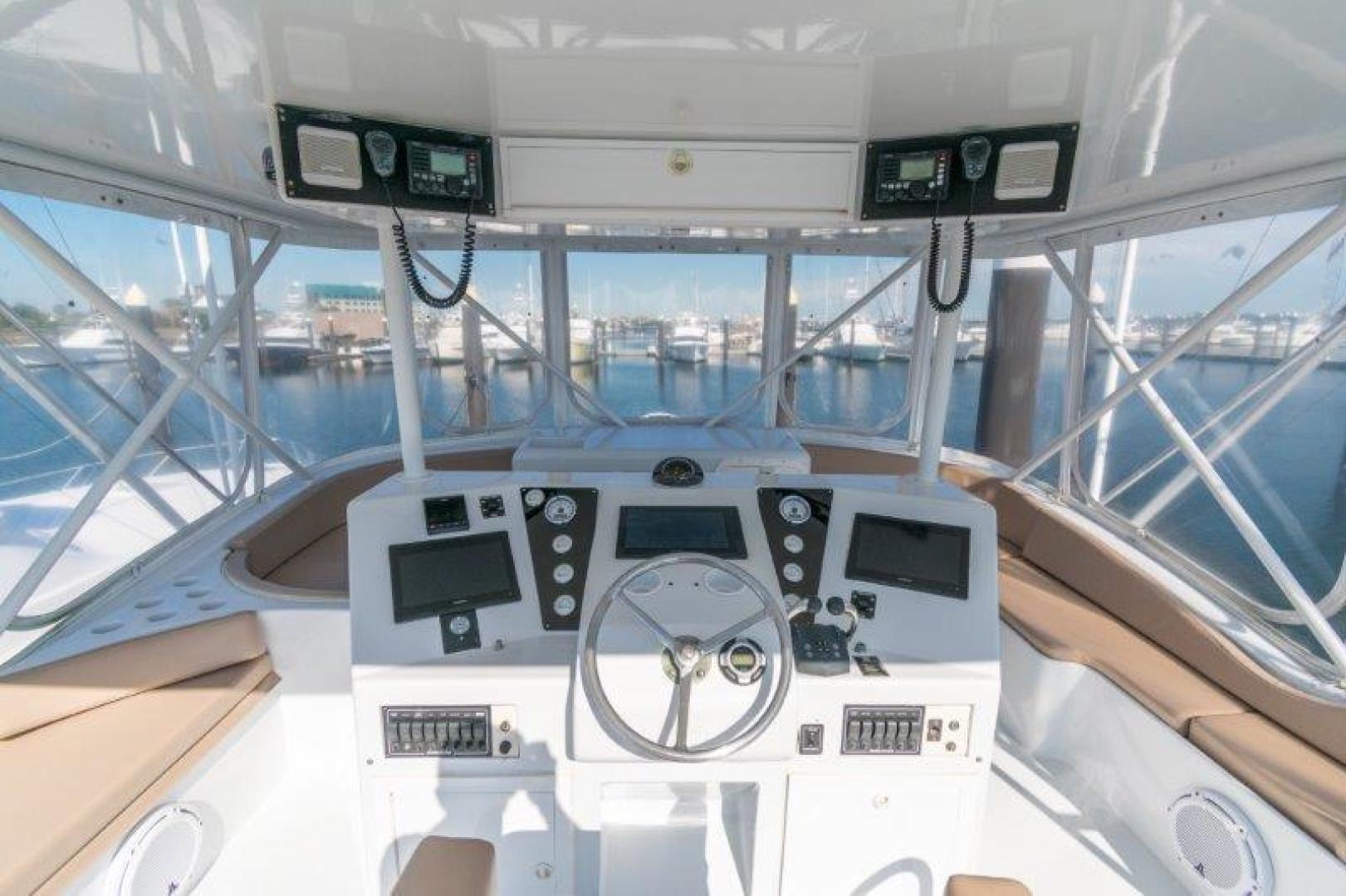 Starship-49 Sportfish 1990-Current Control Galveston-Texas-United States-Starship Sportfish 1990 Current Control Flybridge-1343694 | Thumbnail