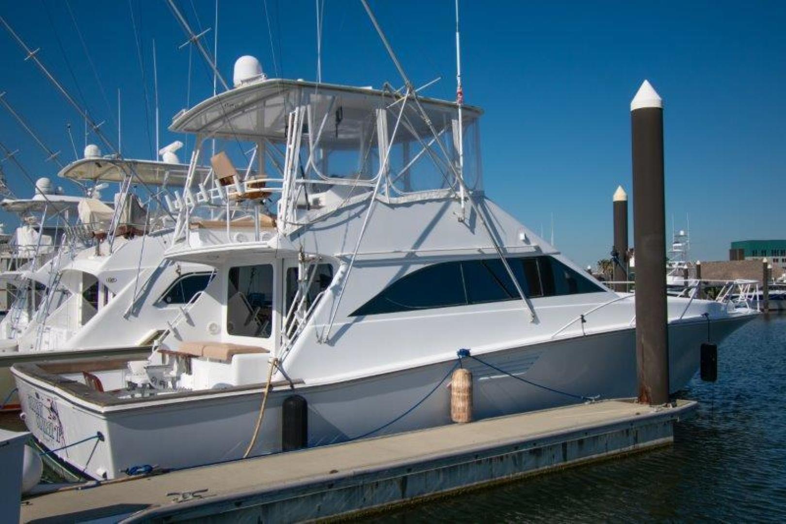 Starship-49 Sportfish 1990-Current Control Galveston-Texas-United States-Starship Sportfish 1990 Current Control-1343699 | Thumbnail
