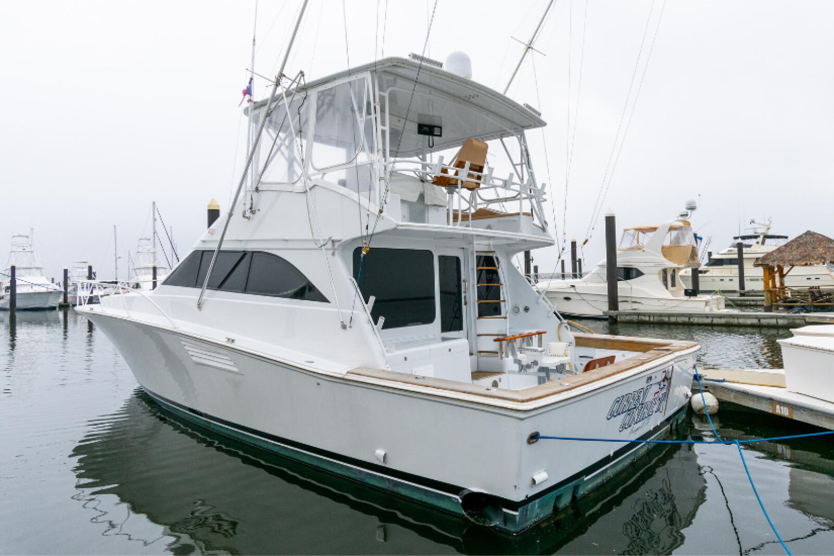 Starship-49 Sportfish 1990-Current Control Galveston-Texas-United States-Starship Sportfish 1990 Current Control-1321233 | Thumbnail