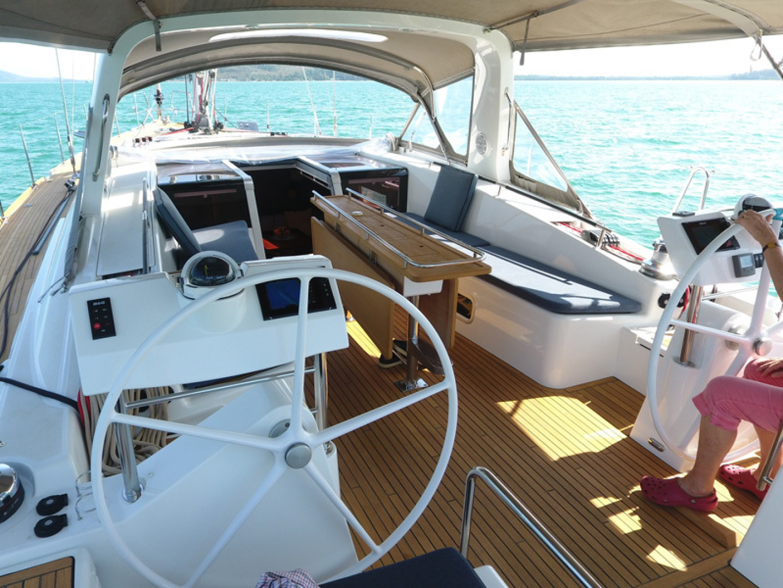 Beneteau-Oceanis 60 2016-Aquavit VI Phuket-Thailand-Aquavit VI  Beneteau Oceanis 60 for Sale-1321452 | Thumbnail
