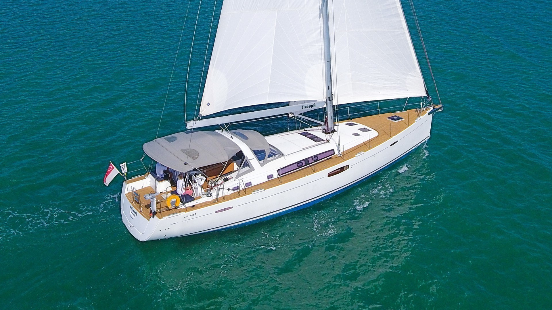Picture Of: 62' Beneteau Oceanis 60 2016 Yacht For Sale | 1 of 19