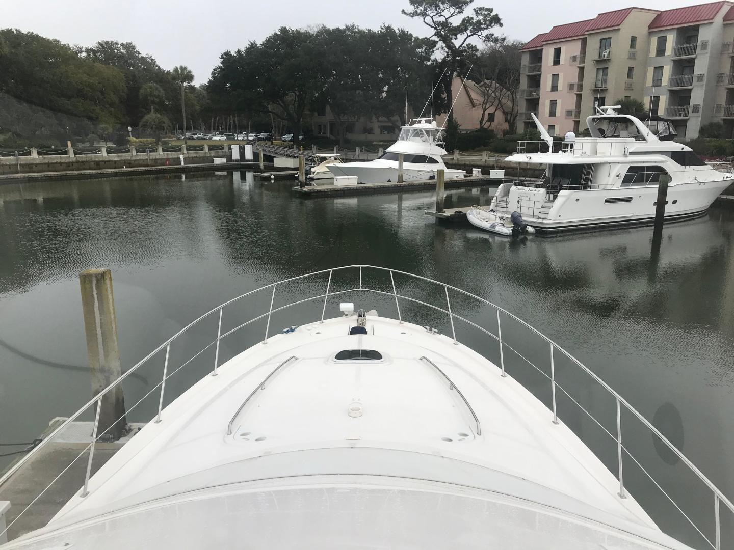 Picture Of: 58' Sea Ray 580 Sedan Bridge 2008 Yacht For Sale   2 of 32