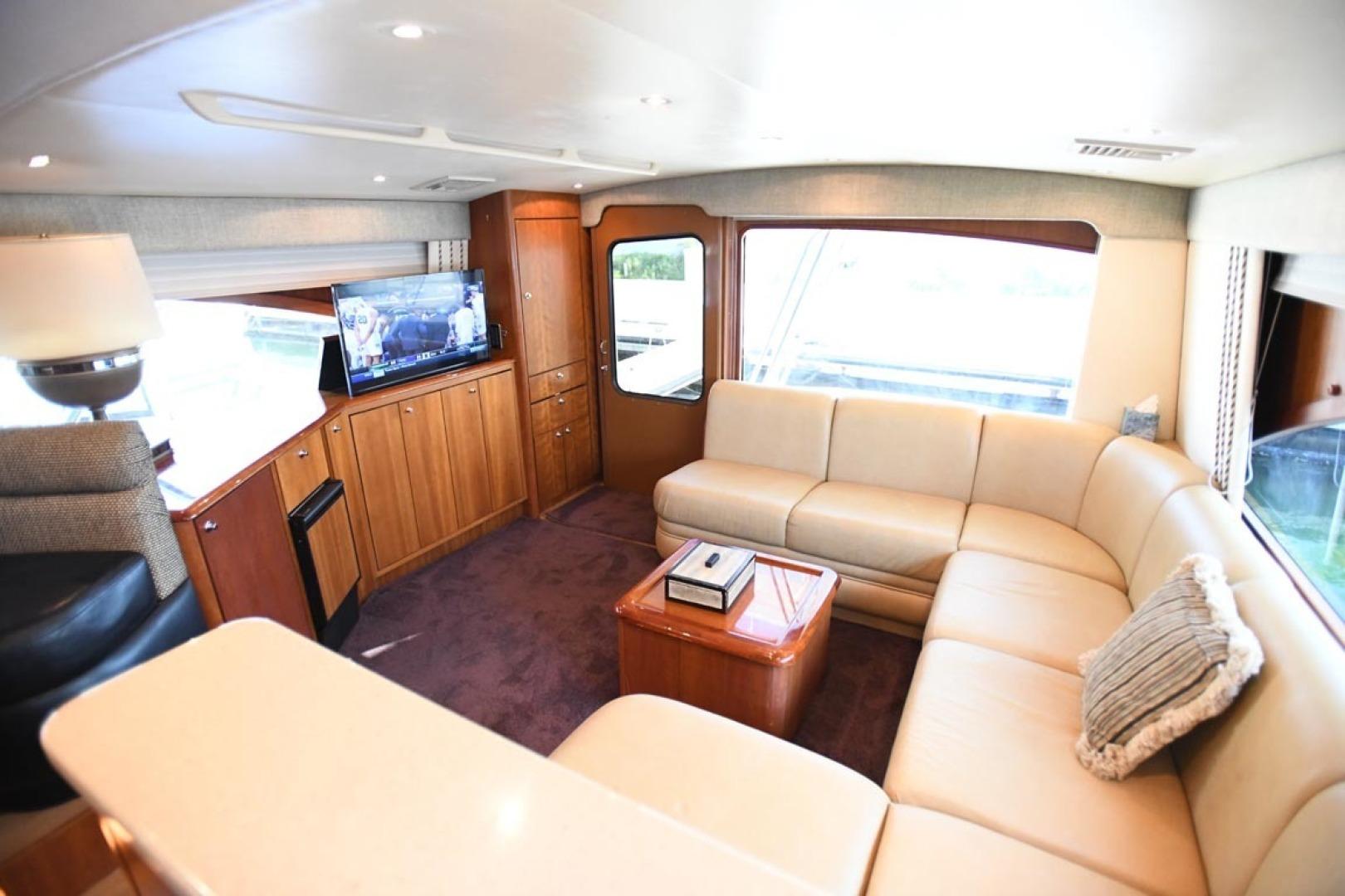 Ocean Yachts-Convertible 2009-Hog Wild Key West-Florida-United States-Salon to aft-1322140   Thumbnail