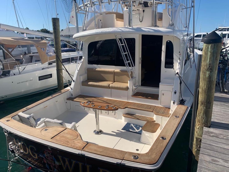 Ocean Yachts-Convertible 2009-Hog Wild Key West-Florida-United States-Cockpit-1322135   Thumbnail