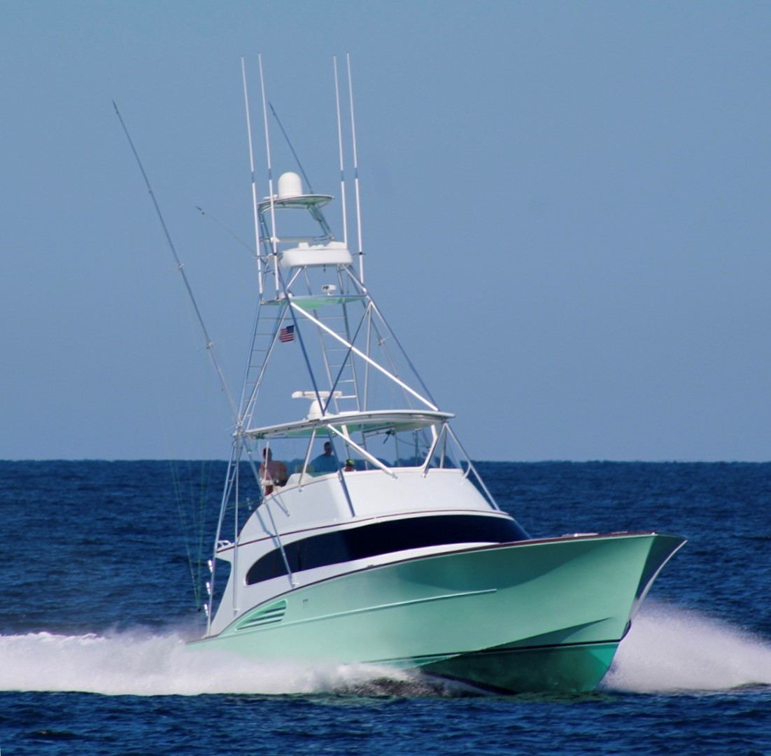 Picture Of: 61' Garlington 61 Convertible 2001 Yacht For Sale | 1 of 63