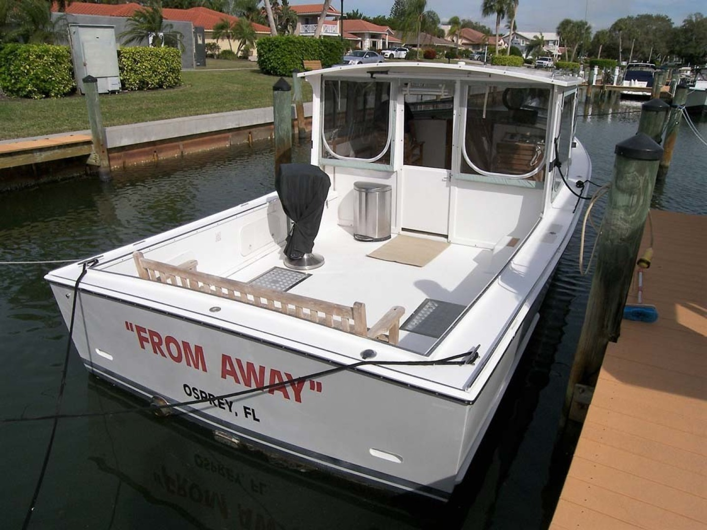 Crowley-Beal-33 2004-From Away Osprey-Florida-United States-From The Dock-1322373 | Thumbnail