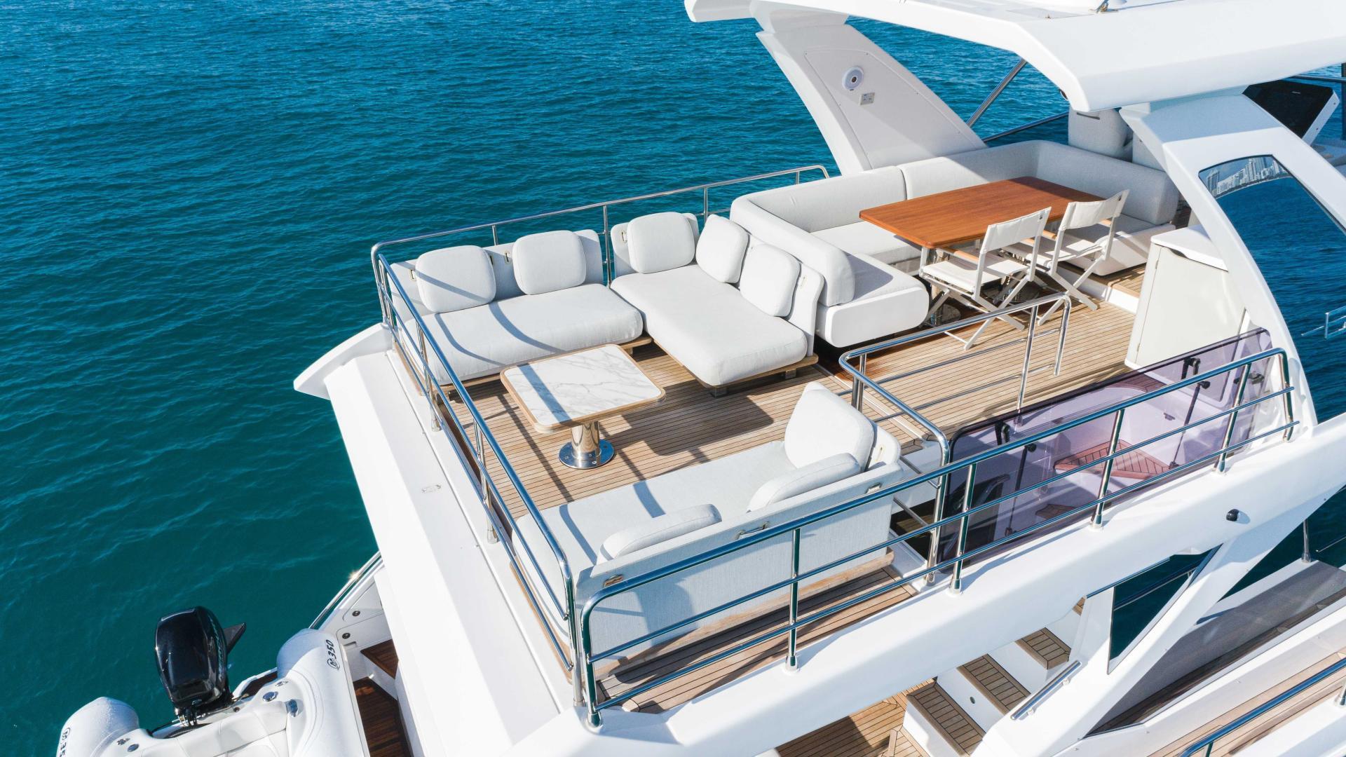 Azimut-60 Fly 2019-Still Dreaming Fisher Island-Florida-United States-1322672 | Thumbnail