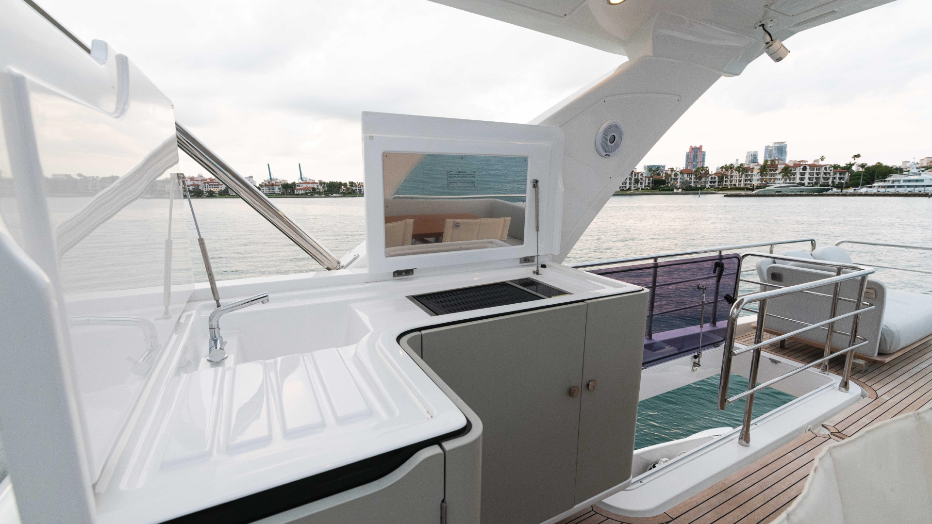 Azimut-60 Fly 2019-Still Dreaming Fisher Island-Florida-United States-1322723 | Thumbnail
