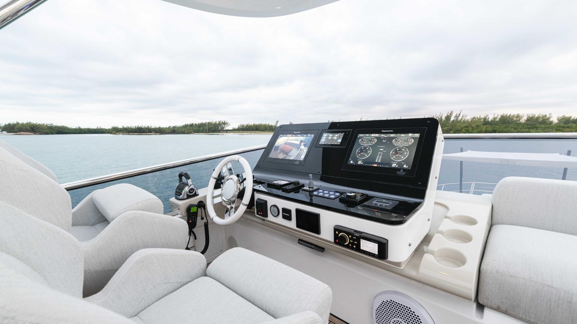 Azimut-60 Fly 2019-Still Dreaming Fisher Island-Florida-United States-1322673 | Thumbnail