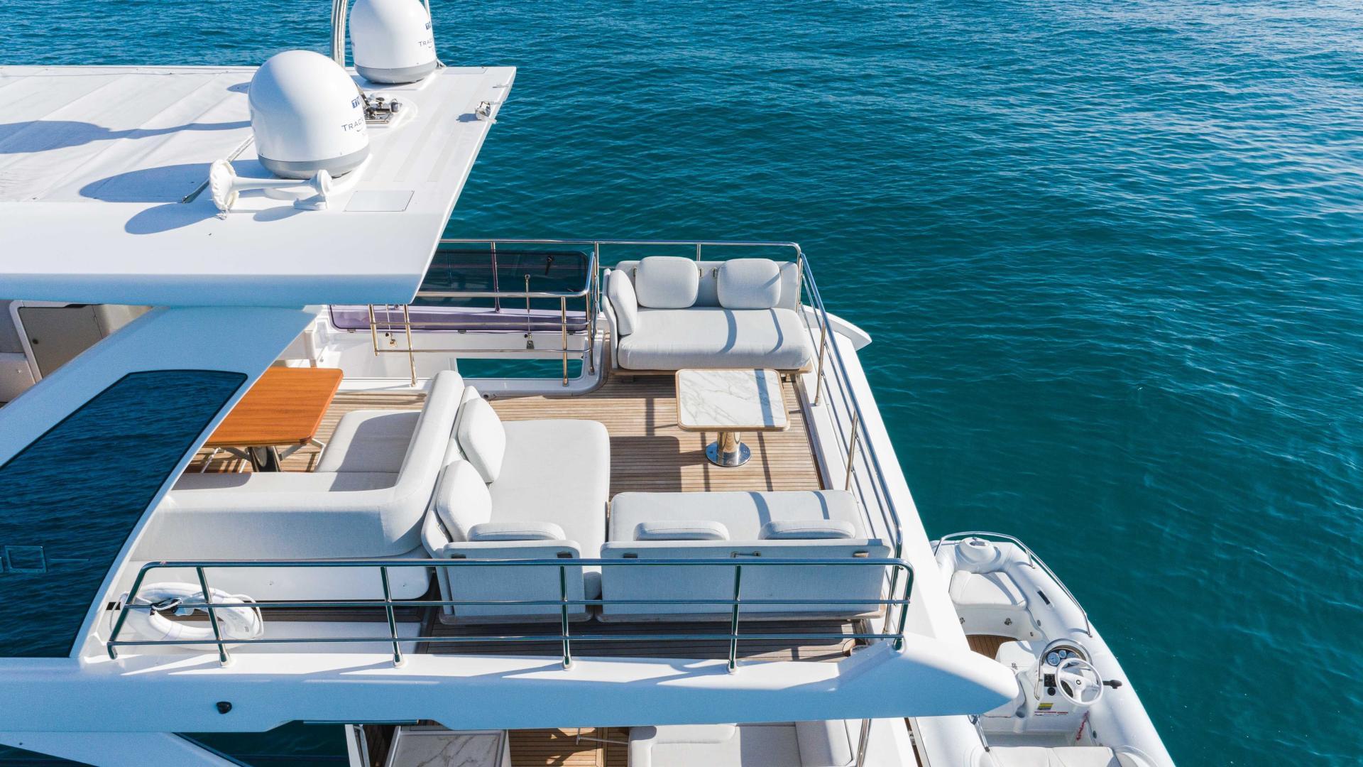 Azimut-60 Fly 2019-Still Dreaming Fisher Island-Florida-United States-1322670 | Thumbnail