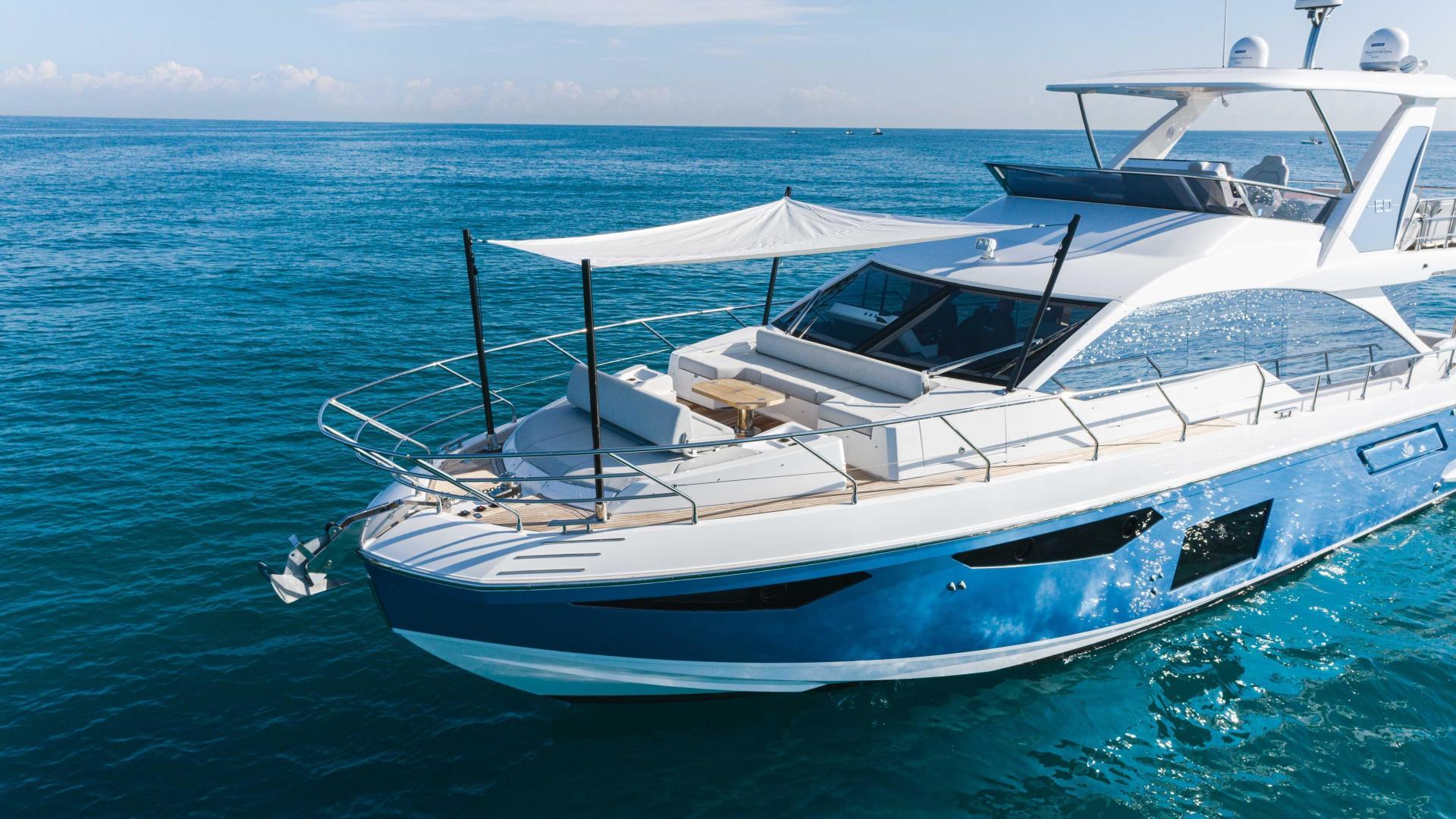 Azimut-60 Fly 2019-Still Dreaming Fisher Island-Florida-United States-1322633 | Thumbnail