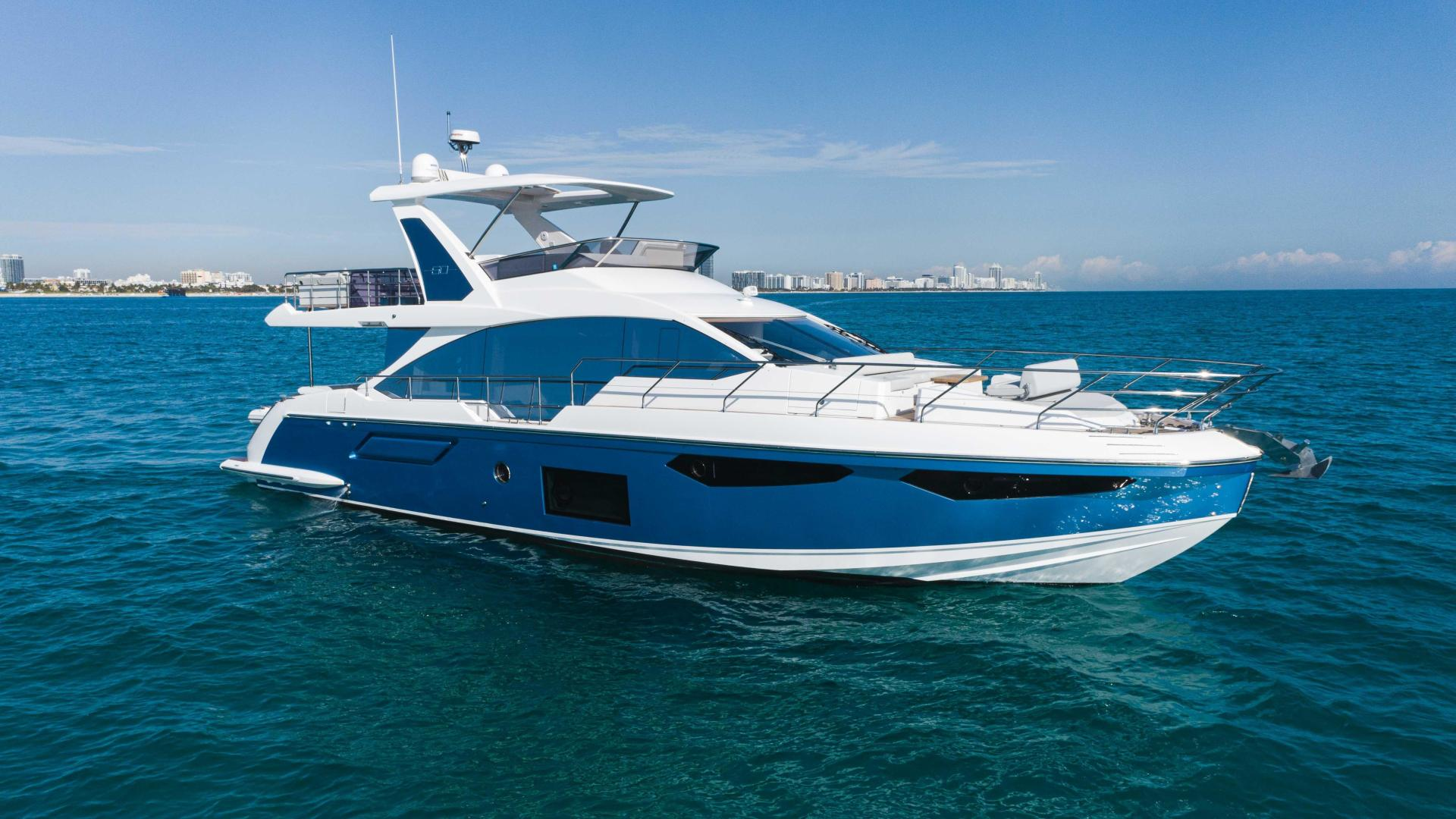 "2019 Azimut 60' 60 Fly ""Still Dreaming"""