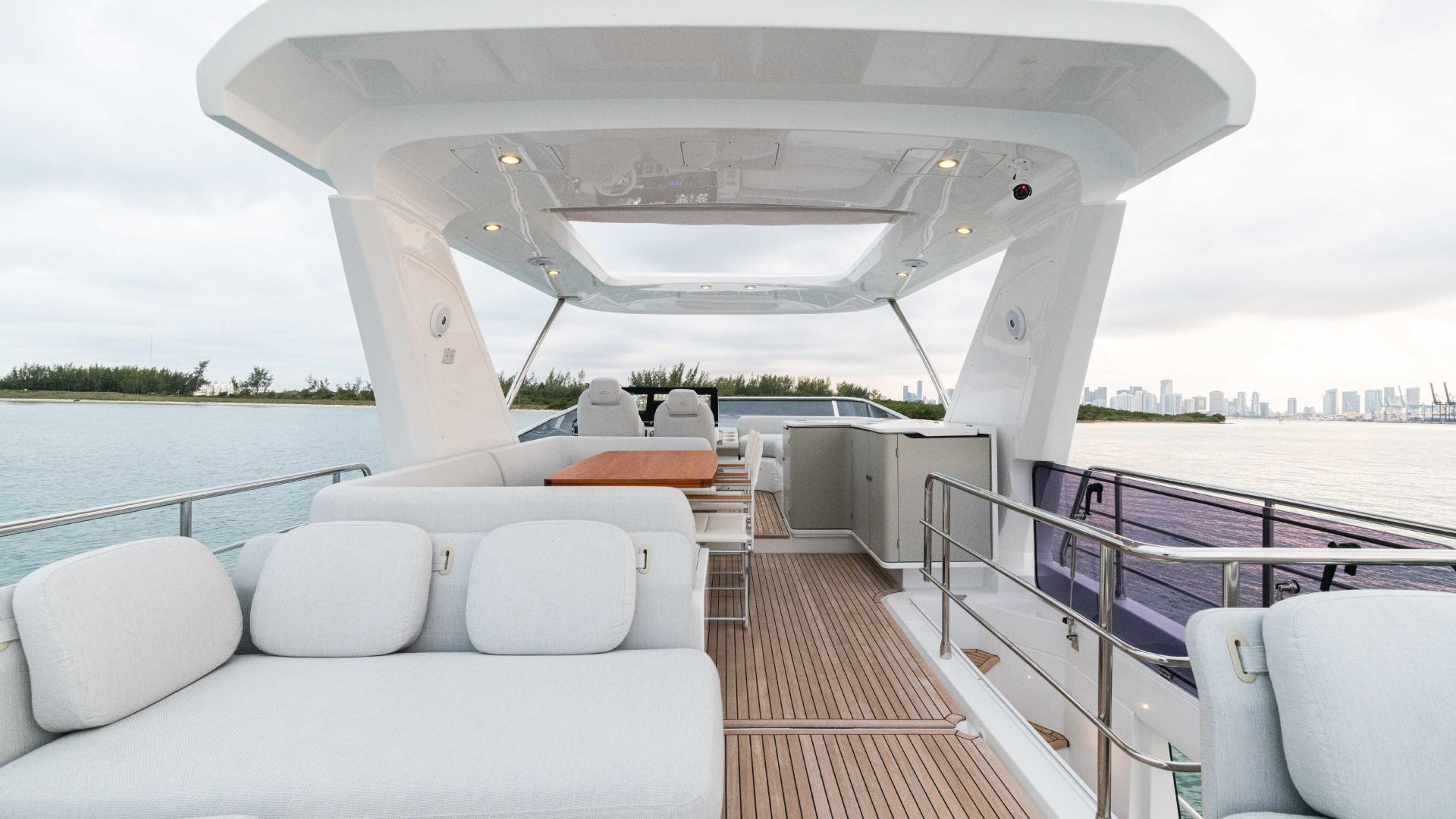 Azimut-60 Fly 2019-Still Dreaming Fisher Island-Florida-United States-1322660 | Thumbnail