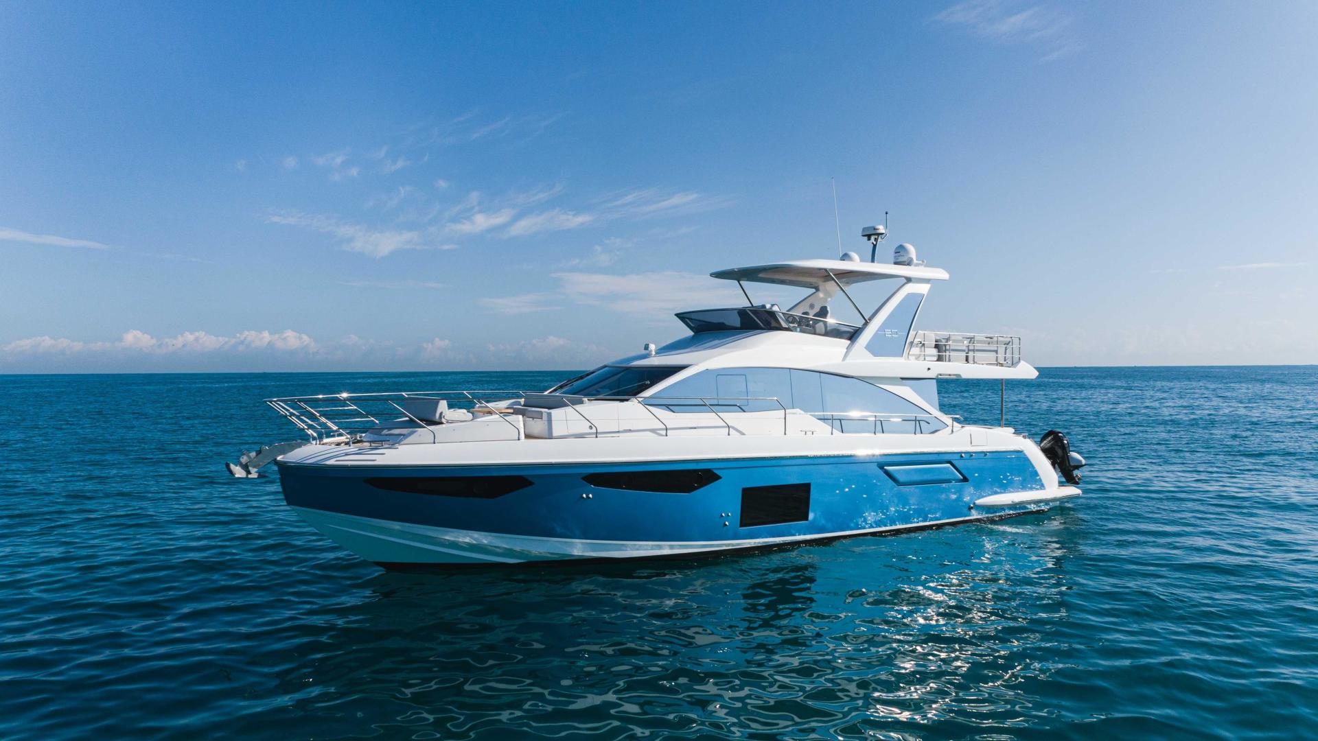 Azimut-60 Fly 2019-Still Dreaming Fisher Island-Florida-United States-1322626 | Thumbnail