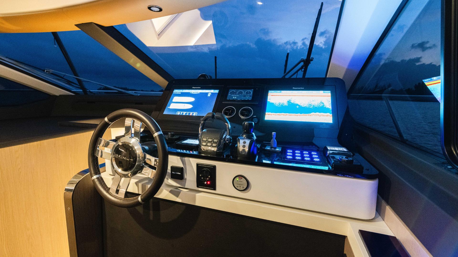 Azimut-60 Fly 2019-Still Dreaming Fisher Island-Florida-United States-1322745 | Thumbnail