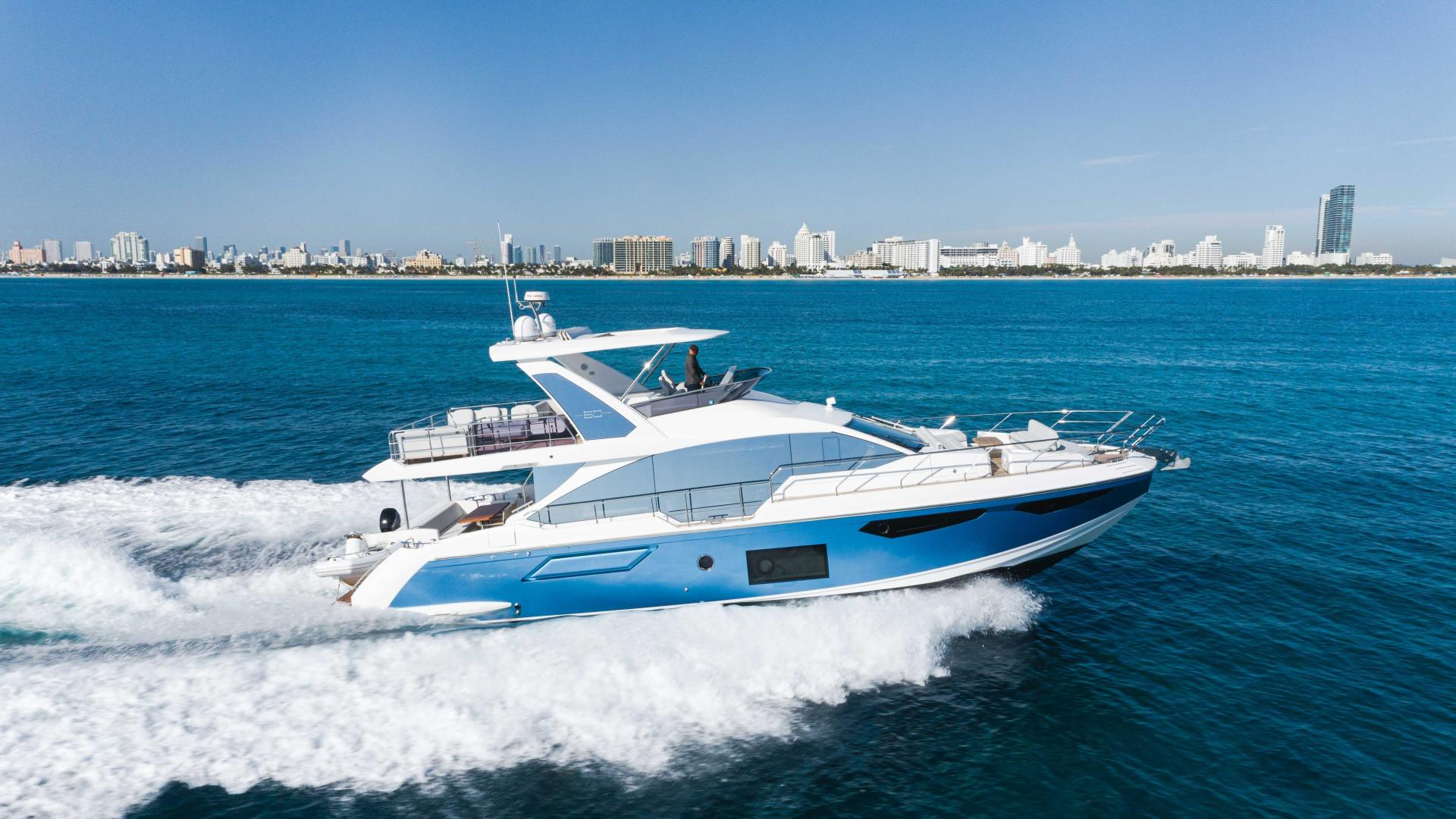 Azimut-60 Fly 2019-Still Dreaming Fisher Island-Florida-United States-1322628 | Thumbnail