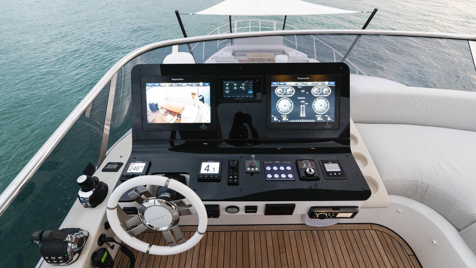Azimut-60 Fly 2019-Still Dreaming Fisher Island-Florida-United States-1322669 | Thumbnail