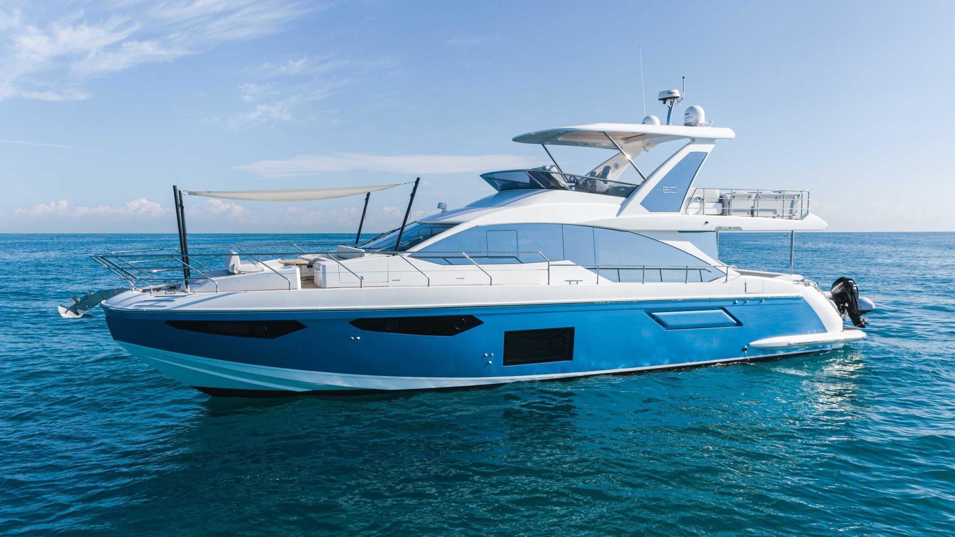 Azimut-60 Fly 2019-Still Dreaming Fisher Island-Florida-United States-1322630 | Thumbnail