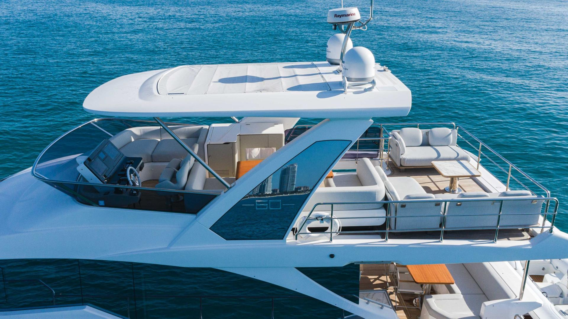 Azimut-60 Fly 2019-Still Dreaming Fisher Island-Florida-United States-1322671 | Thumbnail