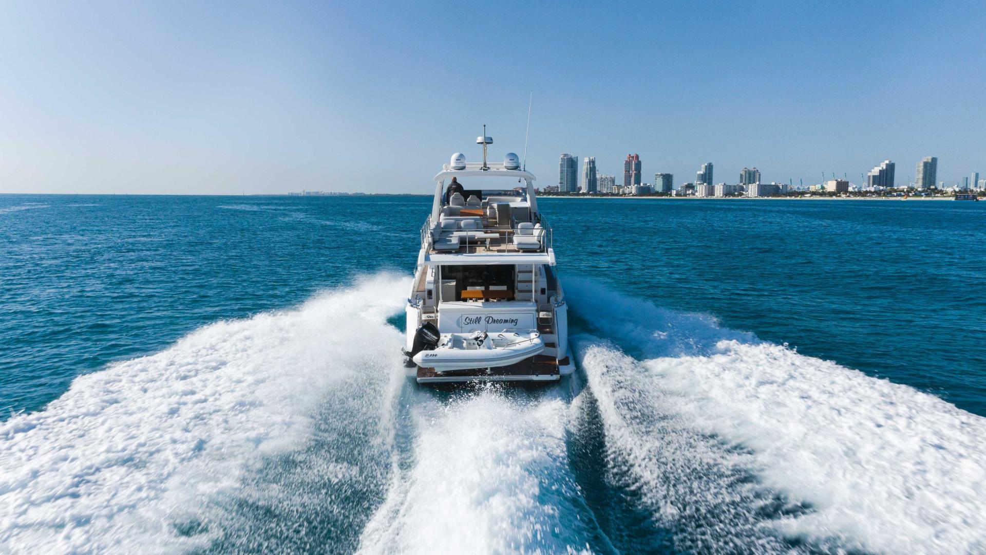 Azimut-60 Fly 2019-Still Dreaming Fisher Island-Florida-United States-1322730 | Thumbnail