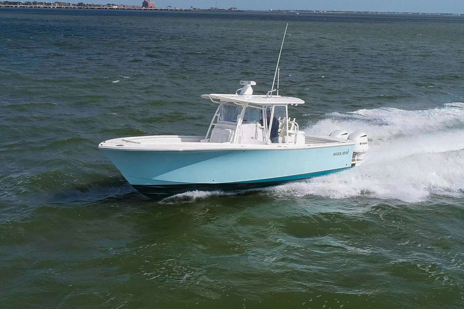 Picture Of: 31' Regulator 31 Center Console 2019 Yacht For Sale | 2 of 59