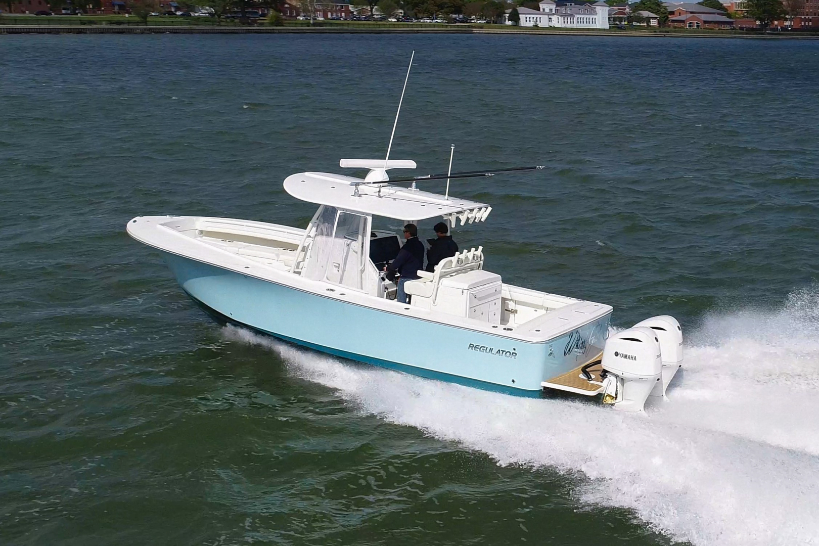 Picture Of: 31' Regulator 31 Center Console 2019 Yacht For Sale | 1 of 59