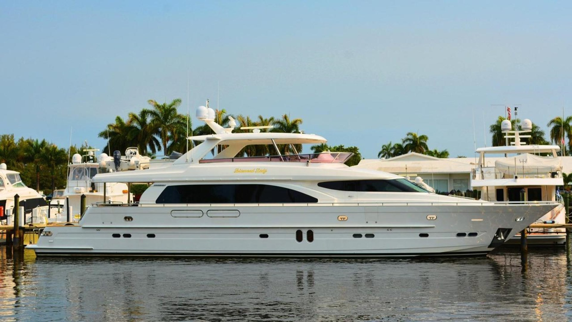 Picture Of: 94' Horizon 2005 Yacht For Sale | 1 of 35