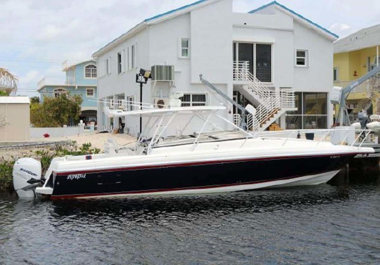 Intrepid-377 Walkaround 2006 -Pompano Beach-Florida-United States-Profile-1322750 | Thumbnail
