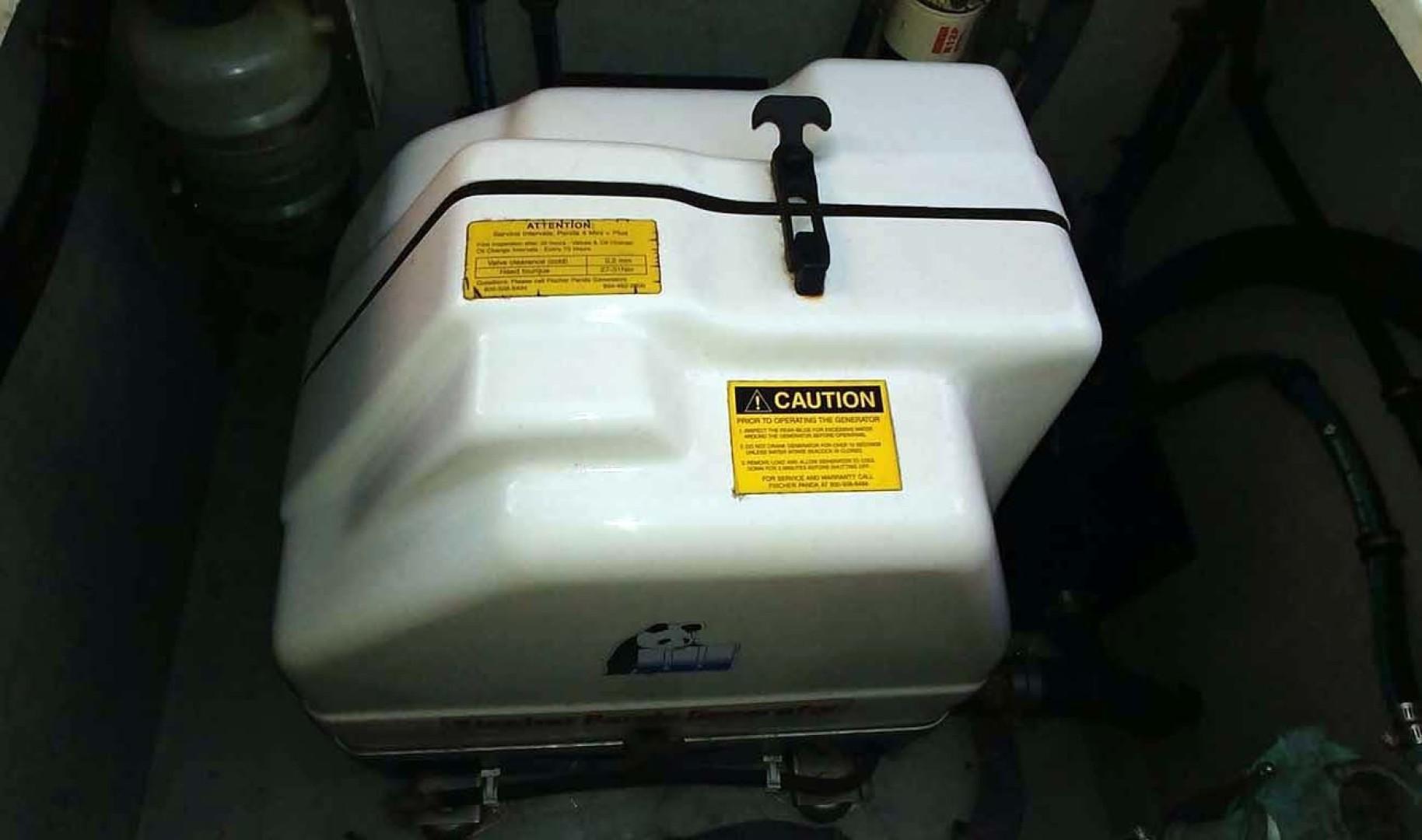 Intrepid-377 Walkaround 2006 -Pompano Beach-Florida-United States-Panda Diesel Generator-1322772   Thumbnail