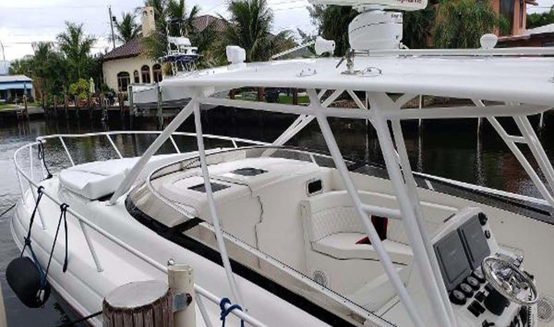 Intrepid-377 Walkaround 2006 -Pompano Beach-Florida-United States-Portside-1322751 | Thumbnail
