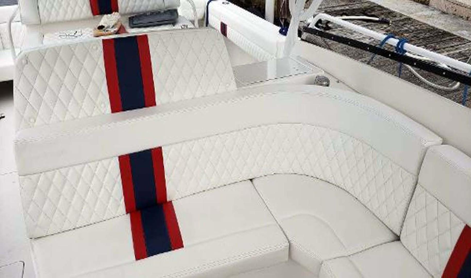 Intrepid-377 Walkaround 2006 -Pompano Beach-Florida-United States-Forward Port Seating-1322753   Thumbnail