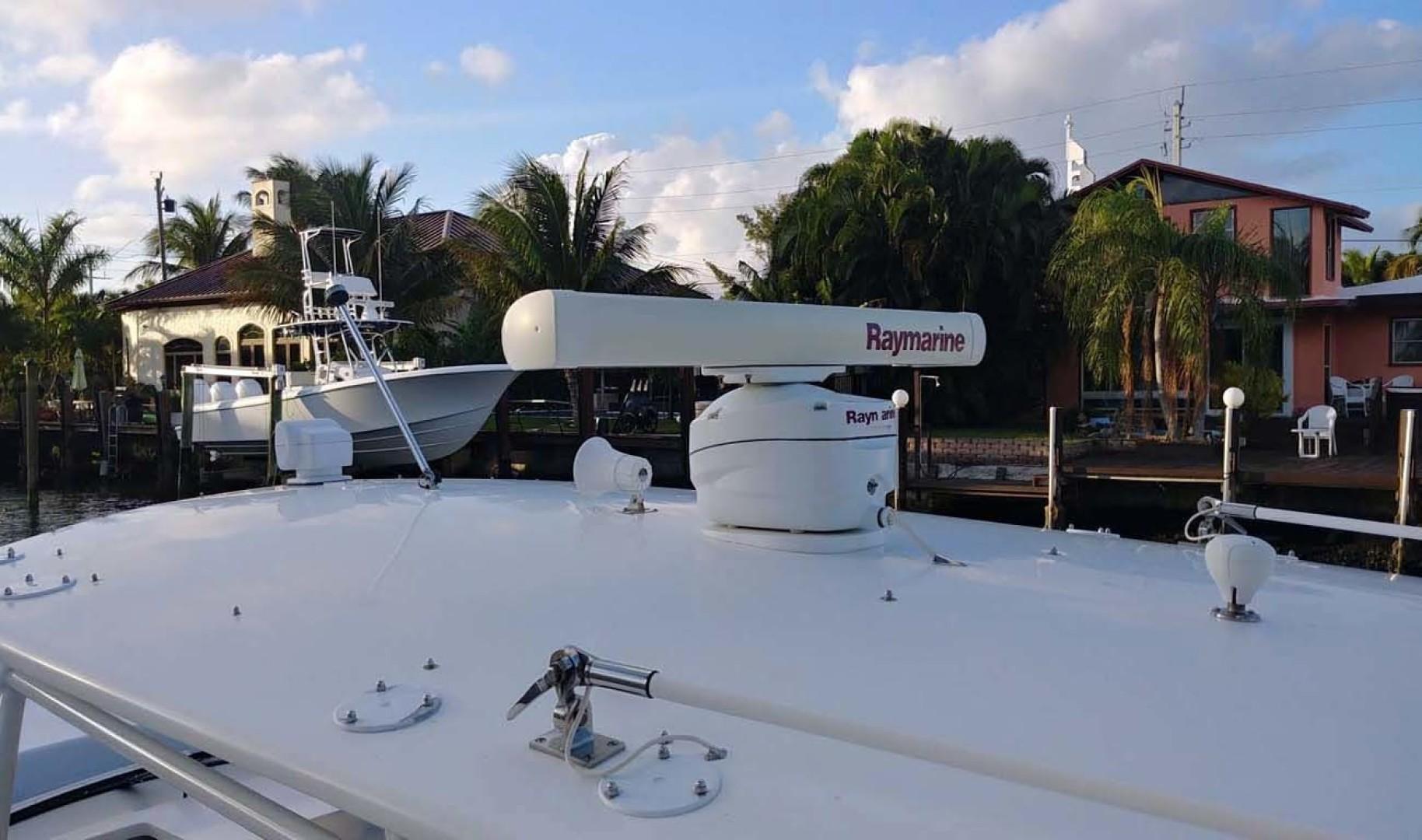 Intrepid-377 Walkaround 2006 -Pompano Beach-Florida-United States-Raymarine Radar-1322770 | Thumbnail