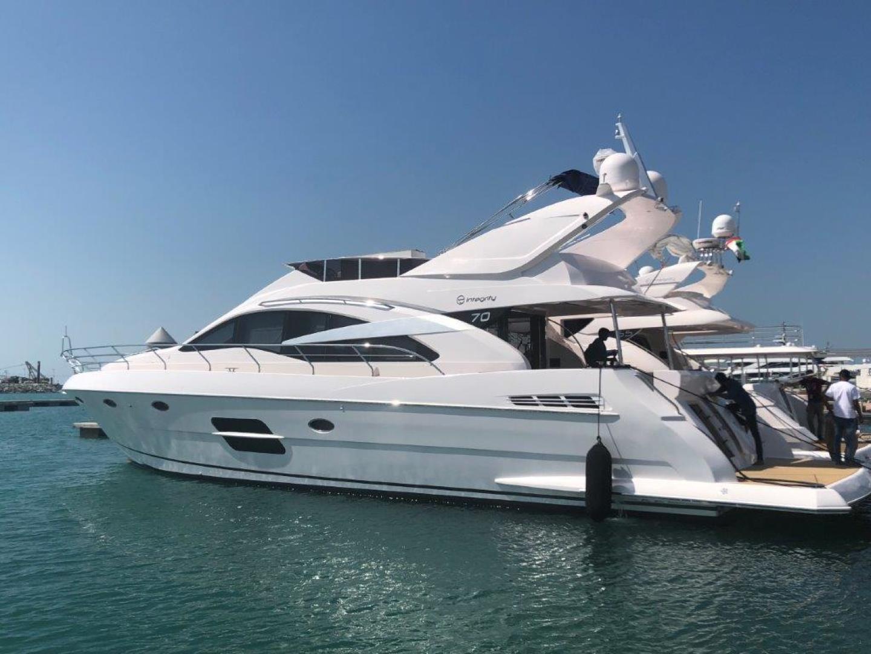 Riviera-Hull #1 2019-INTEGRITY Dubai-United Arab Emirates-Port Profile-1323170 | Thumbnail