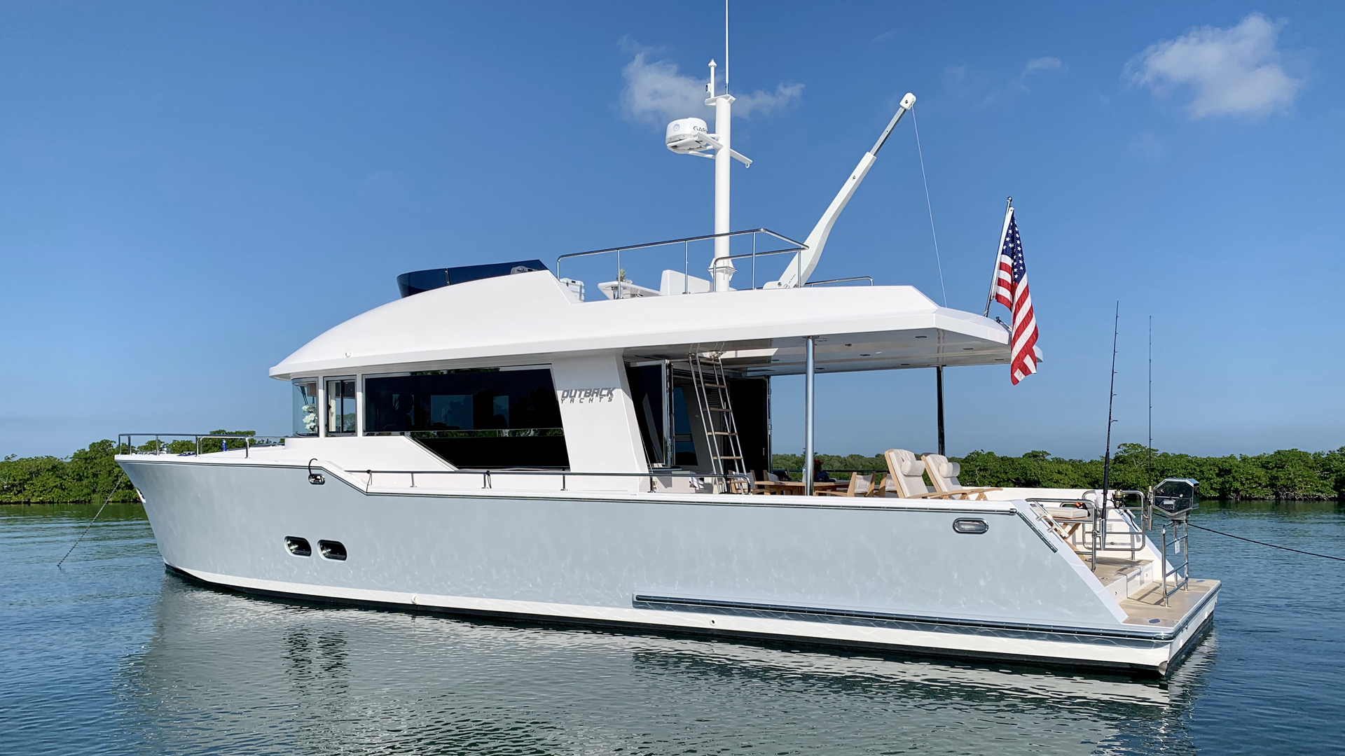 Outback Yachts 2020 -Fort Lauderdale-Florida-United States-1425298   Thumbnail