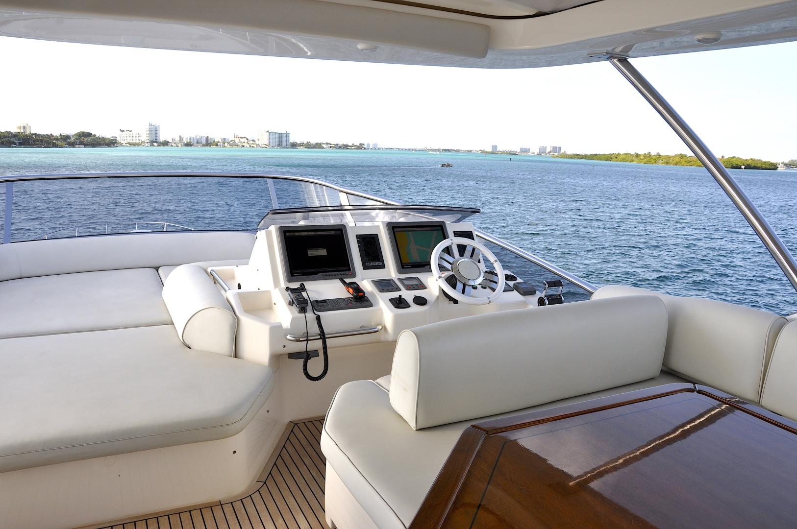 Azimut-70 Flybridge 2012-PRIVATE RESERVE Detroit-Michigan-United States-1345323   Thumbnail