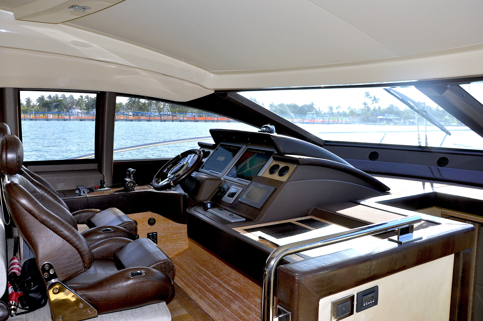 Azimut-70 Flybridge 2012-PRIVATE RESERVE Detroit-Michigan-United States-1345303   Thumbnail